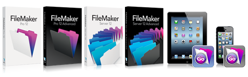 FileMaker Product Line
