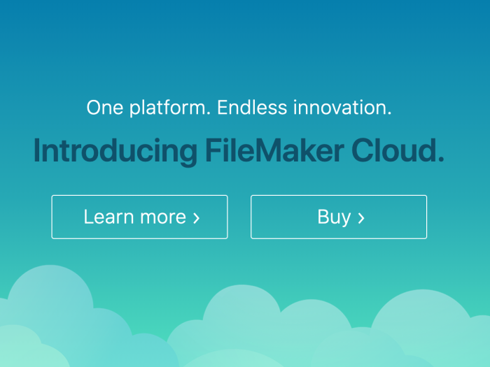 FileMakerCloud